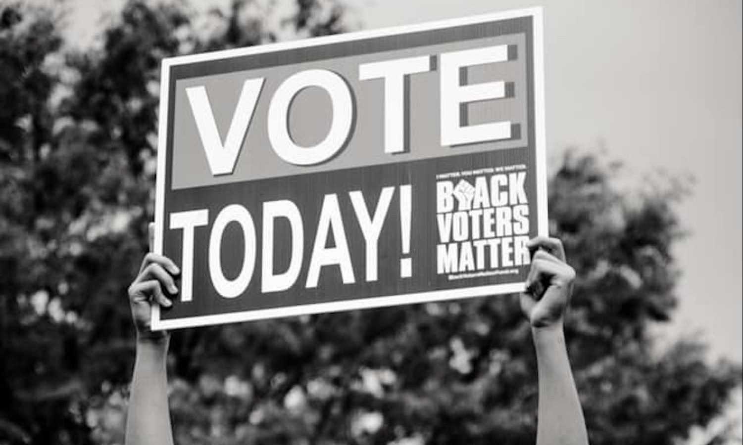 Voting rights activist calls for federal Department of Democracy | Civil  Rights Today